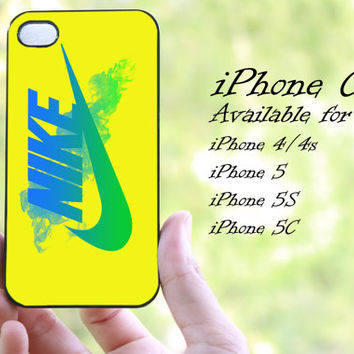 nike just do it design iphone case for iphone 4 case, iphone 4s case, iphone 5 case, iphone 5s case, iphone 5c case