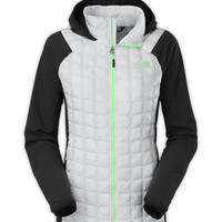 WOMEN'S THERMOBALL™ HYBRID HOODIE | Shop at The North Face