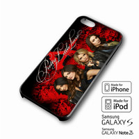 Pretty Little Liars 2 iPhone case 4/4s, 5S, 5C, 6, 6 +, Samsung Galaxy case S3, S4, S5, Galaxy Note Case 2,3,4, iPod Touch case 4th, 5th, HTC One Case M7/M8