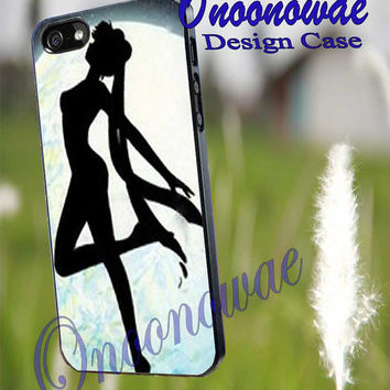 Sailor Moon Transformation for iPhone 4/4S/5/5S/5C Case, Samsung Galaxy S3/S4/S5 Case, iPod Touch 4/5 Case