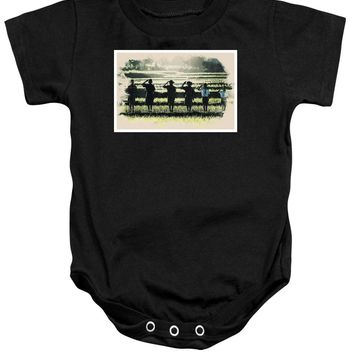 Scout Boys Of Tropics - Baby Onesuit