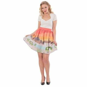Women's Trail Blazing Skirt by Steady Clothing