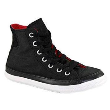 DCCKHD9 Converse Chuck Taylor High Code Twill - Black High-Top Sneakers