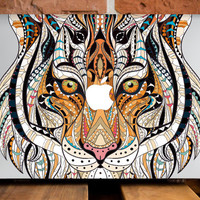 Tiger MacBook Pro Hard Case Mac Book Case MacBook Air 13  MacBook Pro 15 Laptop Cover Pro 15 MacBook Animal Case Macbook Pro Case 13 Inch