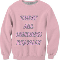 Gender Equality Sweater