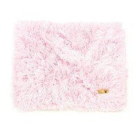 Plush Blanket — Shag Puppy Pink