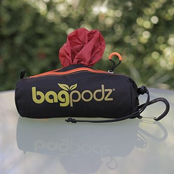BagPodz - Cayenne Red (Contains 10 Bags)