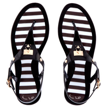 Jetsetter Jelly Sandals