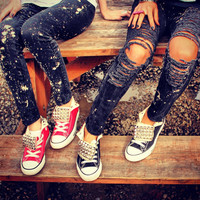 Ultra Studded Converse