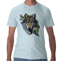 WOLF SHIRT BRET FLIGHT OF THE CONCHORDS FOTC from Zazzle.com