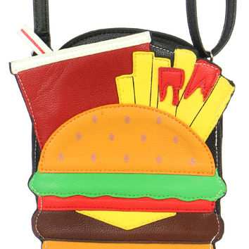 JUNK FOOD CROSSBODY BAG
