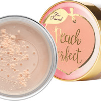 Peach Perfect Mattifying Setting Powder - Too Faced