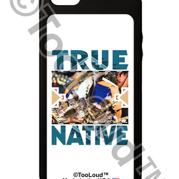 True Native American iPhone 5C Grip Case
