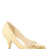 Bait Footwear Luxe Rise and Shine to the Occasion Heel