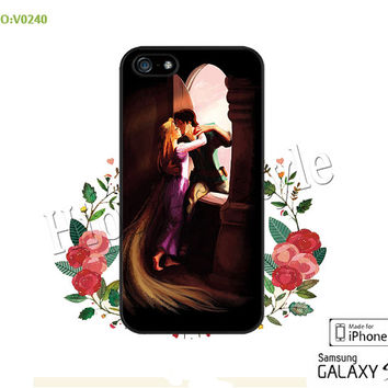 Disney, rapunzel Phone case iPhone 5/5S/5C Case, iPhone 4/4S Case,  Disney princess, S3 S4 S5 Note 2 Note 3 Case for iPhone-B0240