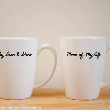 Game of Thrones Lovers' Coffee Mug Set