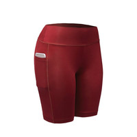 Summer Women Compression Shorts Quick Dry Skinny Breathable Short