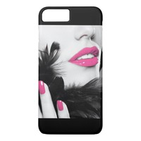 Pink Lips iPhone 8 Plus/7 Plus Case