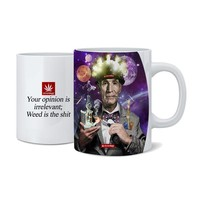 BILL NYE COFFEE MUG