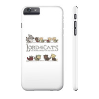 Lord of the cat Phone Case