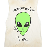 We Don't Believe: UNIF