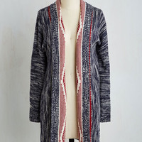 Heather Permitting Cardigan | Mod Retro Vintage Sweaters | ModCloth.com