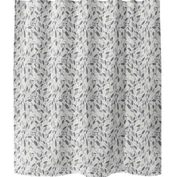 AUTUMN SPRING NATURAL Shower Curtain By Tiffany Wong