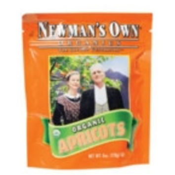 Newman`s Own Mediterranean Dried Apricots -12x6 Oz-
