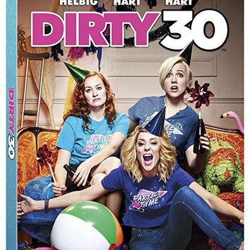 Grace Helbig & Hannah Hart & Andrew Bush-Dirty 30 Digital