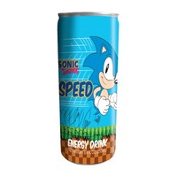 Sonic The Hedgehog Speed Energy Drink