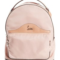 Christian Louboutin Small Backloubi Nylon Backpack | Nordstrom