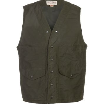 Filson Cruiser Vest - Men's Magnum Black,