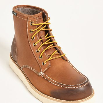 Men Eastland Moc Toe Boots