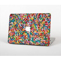 "The Colorful Candy Sprinkles Skin Set for the Apple MacBook Pro 13"" with Retina Display"