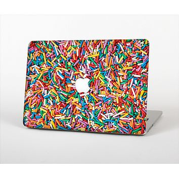 The Colorful Candy Sprinkles Skin Set for the Apple MacBook Air 11""