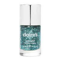 Summer Nights Glitter Nail Polish