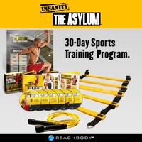 INSANITY: The ASYLUM Volume 1 - Sports Performance 30-day DVD Workout