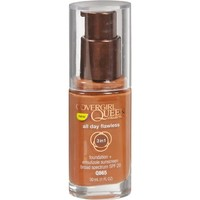 CoverGirl Queen Collection All Day Flawless Liquid Foundation SPF 20 | Walgreens