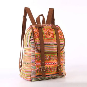 Small Native School Rucksack Compact size Kids Rucksack, Preschool Bag, Children Backpack
