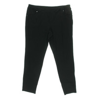 Style & Co. Womens Stretch Solid Leggings