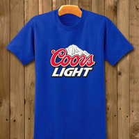 Coors Light Beer shirt for man and woman shirt / tshirt / custom shirt