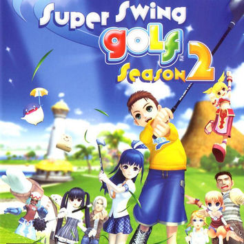 Super Swing Golf: Season 2 (Nintendo Wii, 2007)