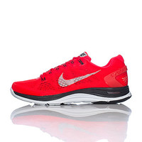 LUNARGLIDE 5 SNEAKER - Medium Red - NIKE
