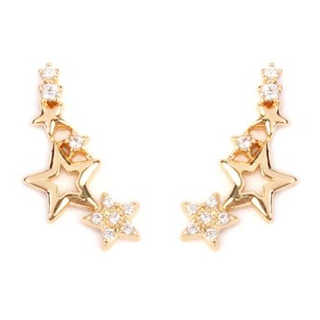 Shooting Star Earring Cracker