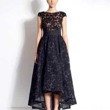 Bronx and Banco Bohem gown (black)