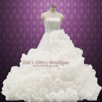 Taylor Swift Wonderstruck Inspired Wedding Gown