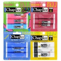 Bulk Oralabs Chap Ice Premium Lip Balm, 3-Stick Packs at DollarTree.com