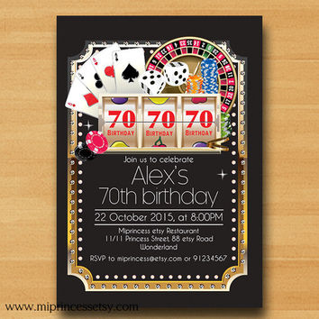 Best playing cards invitations products on wanelo poker playing card gold birthday invitation casino theme gold g filmwisefo
