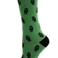 Men's Cufflinks, Inc. 'Star Wars - Yoda' Socks