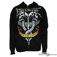 Escape The Fate - Spinal Zip Hoodie